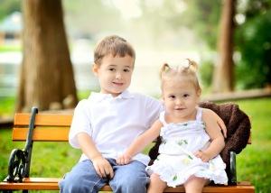 Joba and Mattie - Oct 2012
