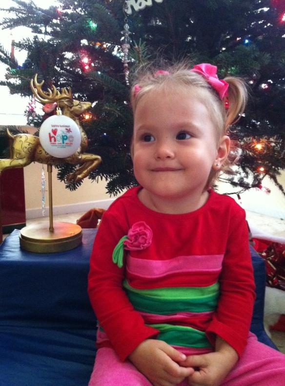 Mattie Christmas 2012